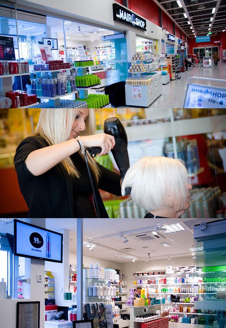 Hair Shop Erikslunds Handelsomrade